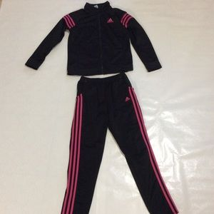 ADIDAS Track Suit Girl